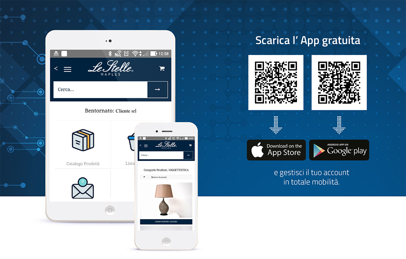 realizzazione web app android e ios
